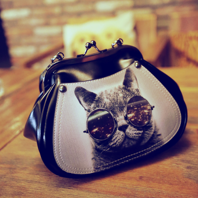 2015 spring new fashion handbags Shoulder Messenger bag ladies inkjet Shell teamed port packet(China (Mainland))
