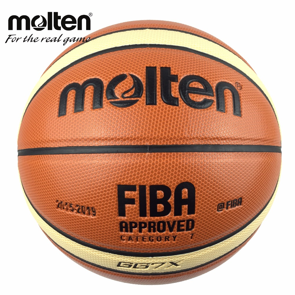Official Size 7 Molten GG7X Basketball Ball Top Quality PU Leather Basketball Women&Teenager Indoor Basketball Net+Needle+Pin(China (Mainland))