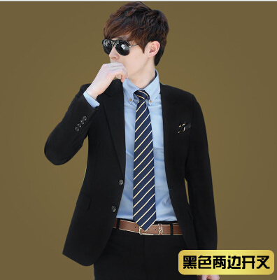 Online Buy Wholesale black suit formal from China black suit