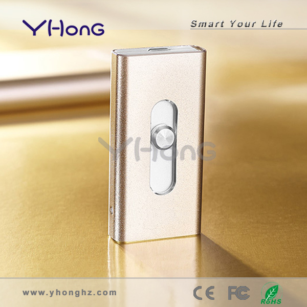 Newset! i-Flash Driver HD U-dick Lightning data for iPhone/iPad/iPod,micro usb interface flash drive for PC/MAC 8G/16G/32G/64G(China (Mainland))