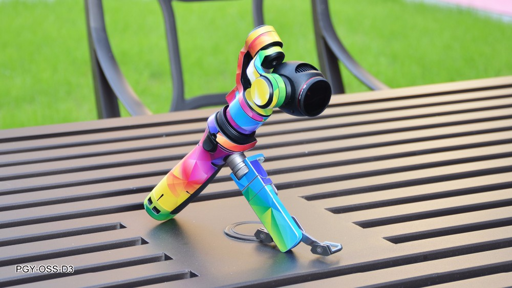 PGY DJI Osmo PVC Skin Decal Sticker shell 4K Camera osmo accessories
