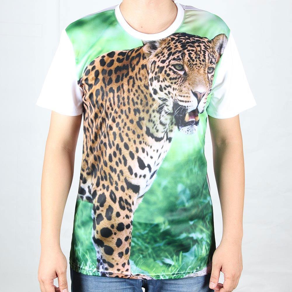 Latest Men T Shirts Spiderman Tiger Leopard Top Tees Hip Hop Tshirts O Neck Tops Tee Man Camisetas Plus Size S-4XL(China (Mainland))