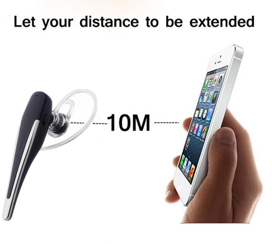 Mini V4.0 Stereo Bluetooth Wireless Headset Earphone For Phone Wireless Headphone Bluetooth Sport For iPhone Samsung HUAWEI etc.