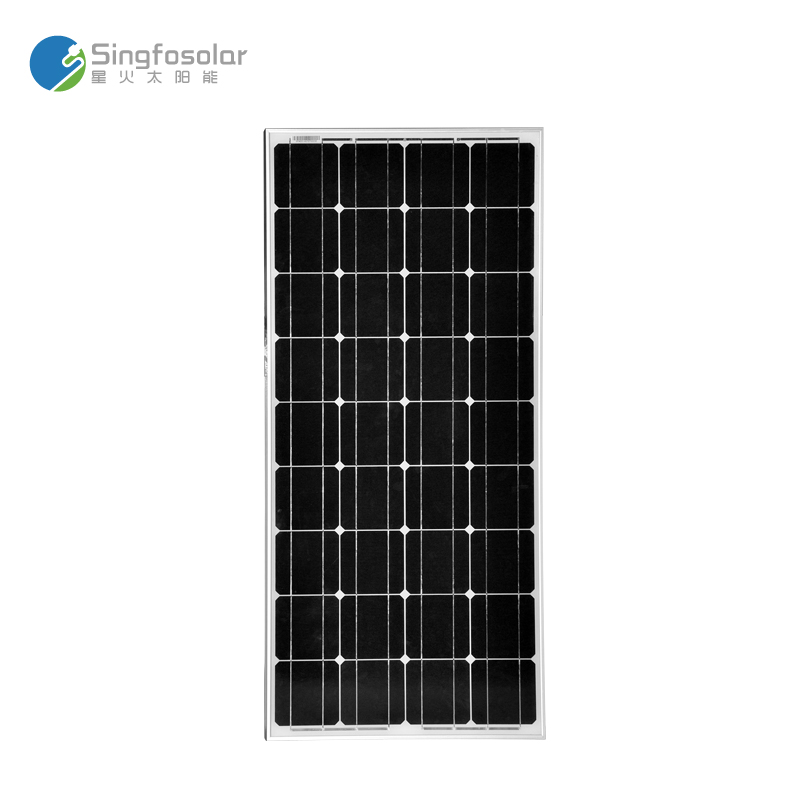 2016 New Solar Panel 100W Cargador Solar Monocrystalline Solar Cell Solar 12v Fotovoltaica PVM100W(China (Mainland))