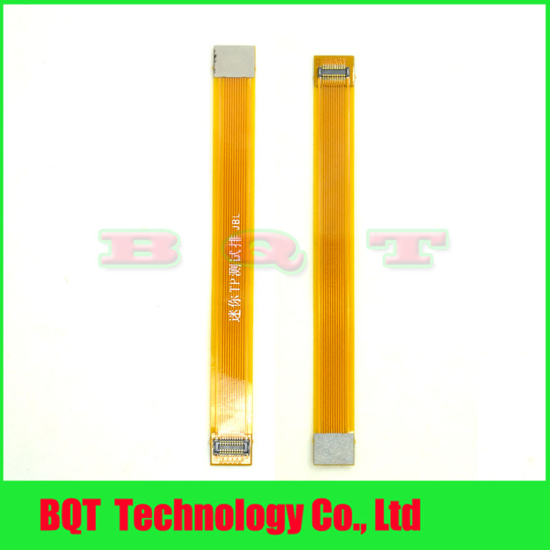 100% Guarantee For Apple ipad mini Touch Screen Testing Tester Flex Cable Free Shipping(China (Mainland))