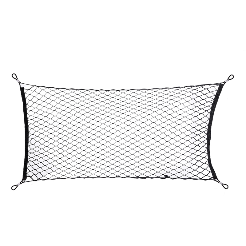 120cm x 60cm Car Trunk Cargo Luggage Net Holder fit for Q3 Q5 Q7 A3 A4 A5 A6 A7 A8 Free Shipping(China (Mainland))