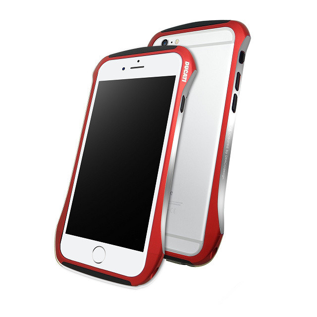 For iPhone 6 4.7inch Ducati VENTARE CLEAVE Motorcycle Racing Aviation Aluminum Hybrid Metal B