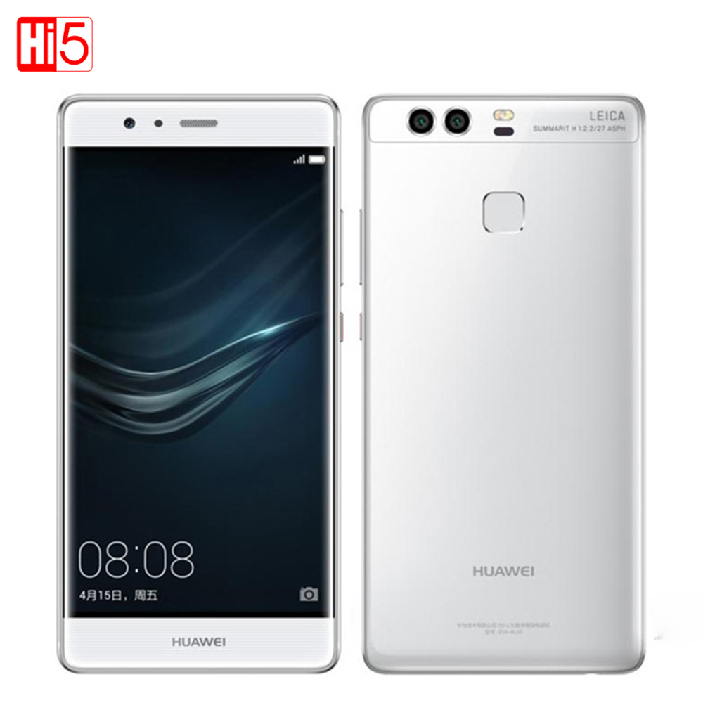 NEW Original <font><b>Huawei</b></font> <font><b>P9</b></font> Plus 4GB RAM 64GB ROM Kirin 955 Octa Core Mobile Phone 5.5 inch Android 6.0 LTE Dual SIM 12.0MP