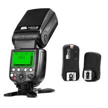 Buy Wireless ITTL HSS Radio Flash Speedlite PIXEL X800N Nikon d3100 d7100 d90 d5300 + Pixel TF-362 Flash Trigger for $138.79 in AliExpress store