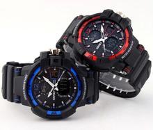 Brand new SKMEI 1040 G Army Camouflage military watch reloj led digital sports watches relogio masculino
