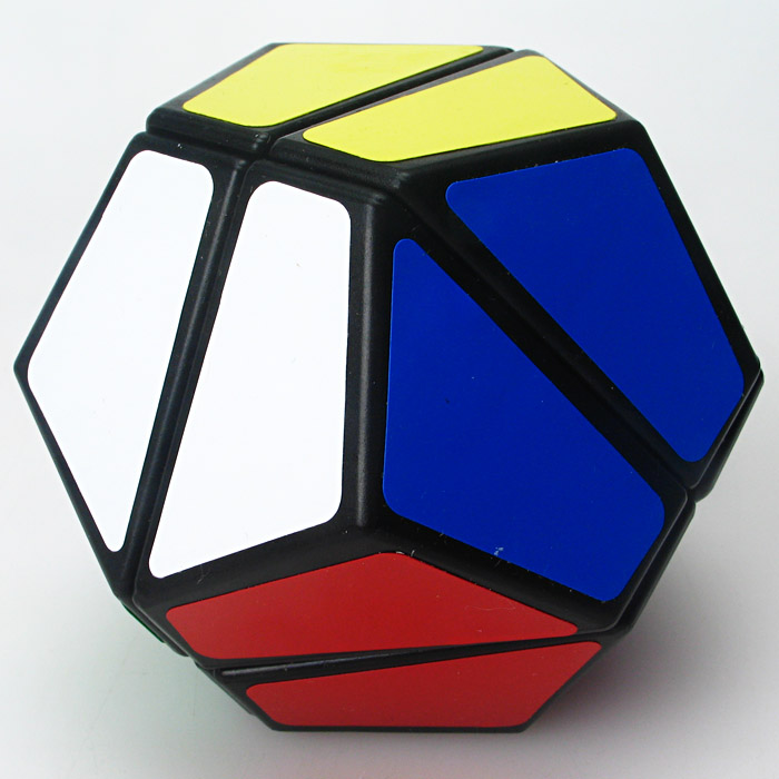 Lanlan Magic Cube 2 Layers Megaminx Cubes Dodecahedron Magic Cube 2x2 Speed Cube Cubo 2x2 Teaching Toys For Children Free Ship(China (Mainland))