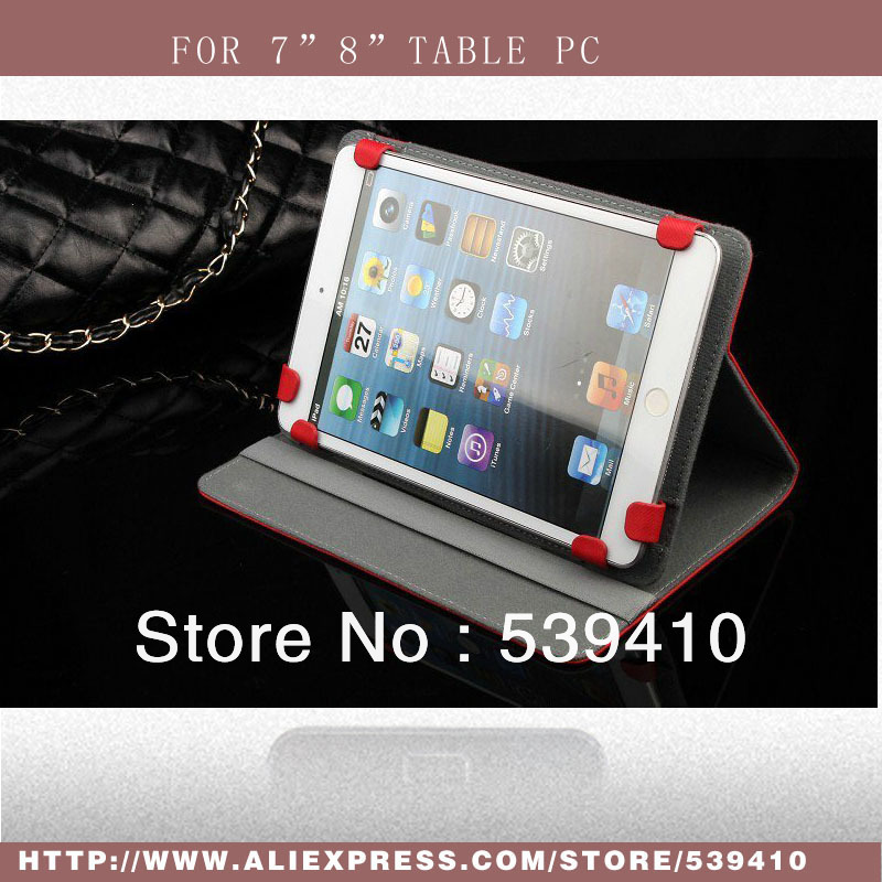 1pcs ultra thin business design Universal 9 inch 9.7inch  10.1 inch Tablet PC Leather Flip Case Cover 9 to 10.5 Case<br><br>Aliexpress