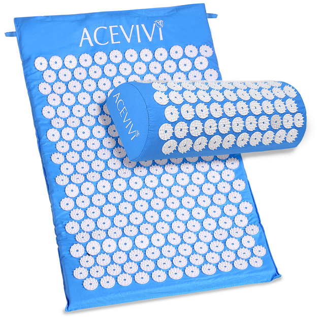 Acupuncture Relieve Mat with Pillow