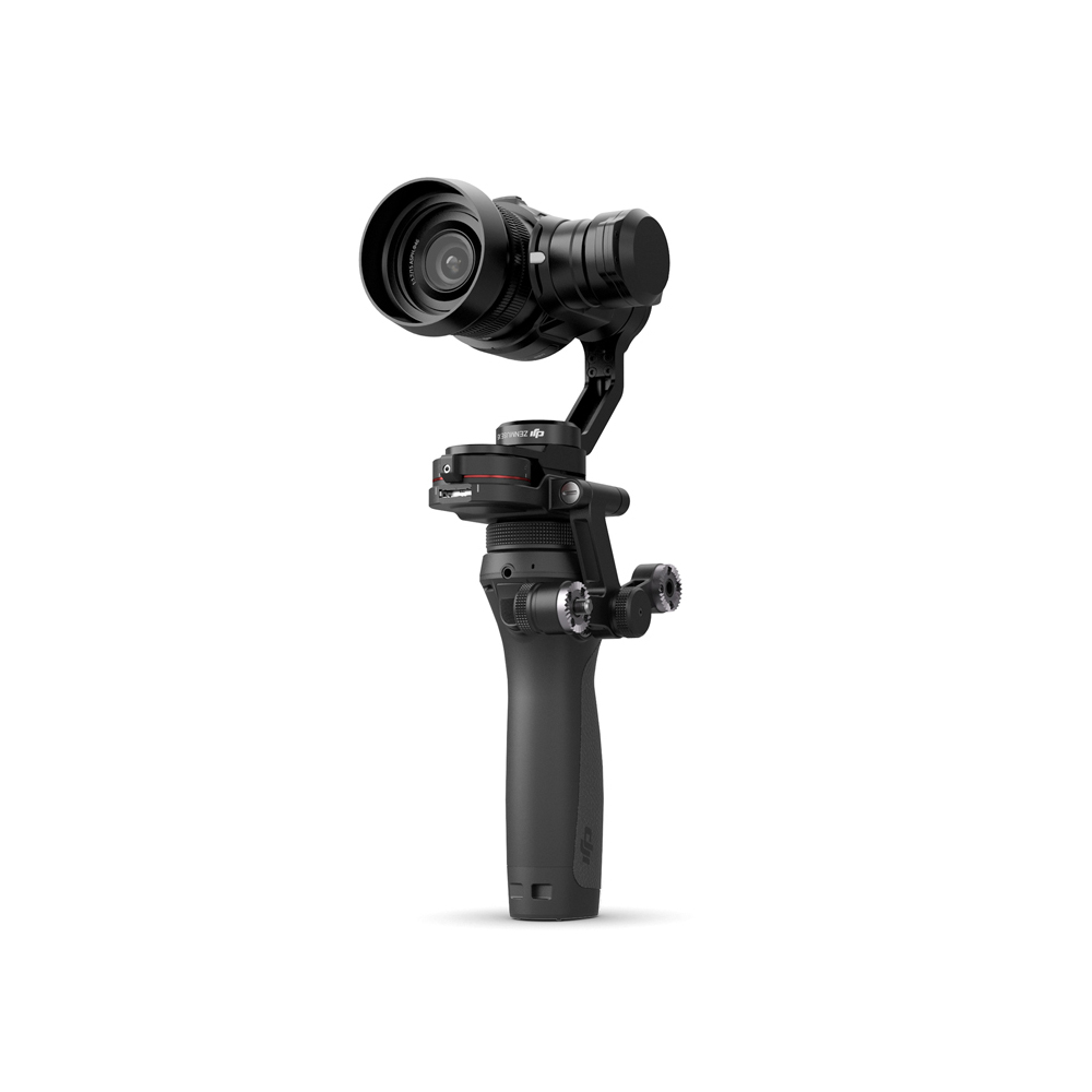 Freeshipping DJI Osmo Pro Combo Handheld 4K Camera Gimbal With Zenmuse X5 Camera And Carrying Case