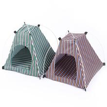 Summer Winter Dog Travel Portable Pet Dog Cat Sleeping Bed House Tent Hiking Bag Cage Carrier with Mat pad Tent Bed Pet Supplies(China (Mainland))