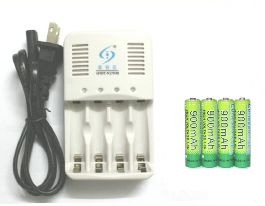 Гаджет  Powerful 4 Pcs 1.6v aaa 1000mAh rechargeable battery nizn Ni-Zn aaa 1.5v rechargeable battery set with 1 pc aa aaa charger None Электротехническое оборудование и материалы