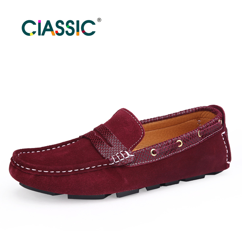 Men flats shoes 100% genuine leather men shoes handmade moccasins,Soft and comfortable loafers casual driving shoes