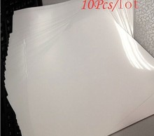 Free shipping 10pcs/lot A4 Size Hydrographic Film Blank Water Transfer Printing Film For Inkjet Printer Decorative Material(China (Mainland))