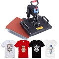 DHL 8 in 1 T Shirt Mugs Hat Plates Sublimation Transfer Heat Press Machine