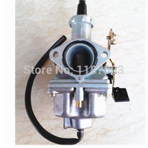 PZ26 Carburetor 26mm 125 150cc Carb For HONDA CB125 XL125S TRX250 TRX 250EX Recon Carb 125cc ATV Dirt Bike Quad Honda CRF XR100(China (Mainland))