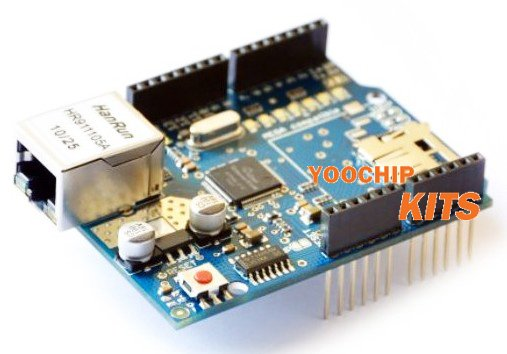 Ethernet Shield W5100 Ard UNO, arduino Mega1280, Mega2560 Compatible Duemilanove (168/328) - YOOCHIP ELECTRONICS CO.,LIMITED store