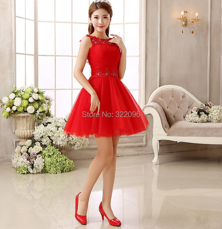 Free Shipping Fashion Red Lace