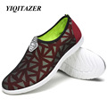 YIQITAZER 2017 New Design Summer Beach Shoes Mens Sandals Men Light Slipony Water Shoes Man Slippers