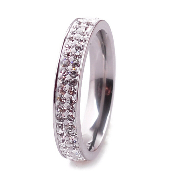 s rings stainless steel fashion aneis
