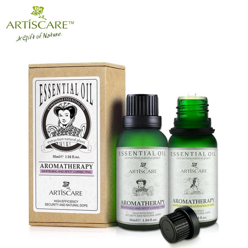 Artiscare Anti Spot Moisturizing Set Anti Chapping Skin Care Rejuvenation Of Rose Essential