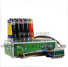 Cheapest 6Colors Supply Ink CISSContinuous Ink Supply System For Printer  ME70/ME1100 Without Ink