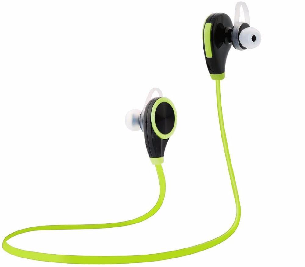 2016 Hot Bluetooth earphone font b Wireless b font Earphone Bluetooth Sport Running Stereo Music font