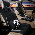 High Quality Car Seat Cushion Universal Size Luxury Standard Car Seat Cover 5 Seat Car Interior