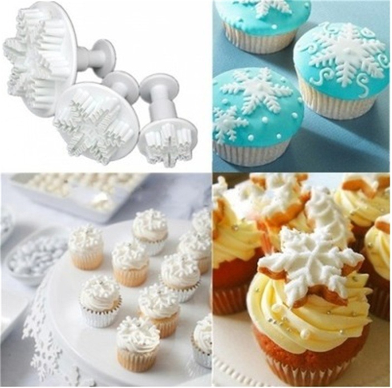 Cake Decorating Embossing Tools