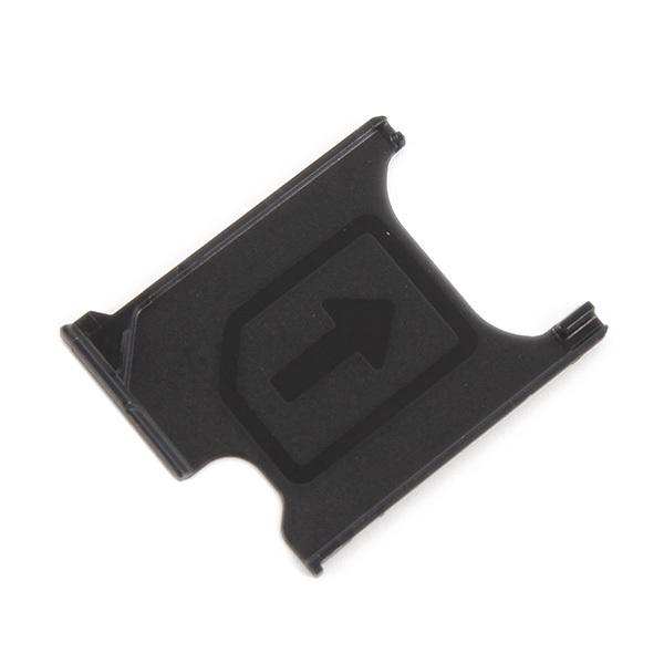 Sim Card Tray Holder Adapter Holder Slider Holder For Sony Xperia Z1 L39h