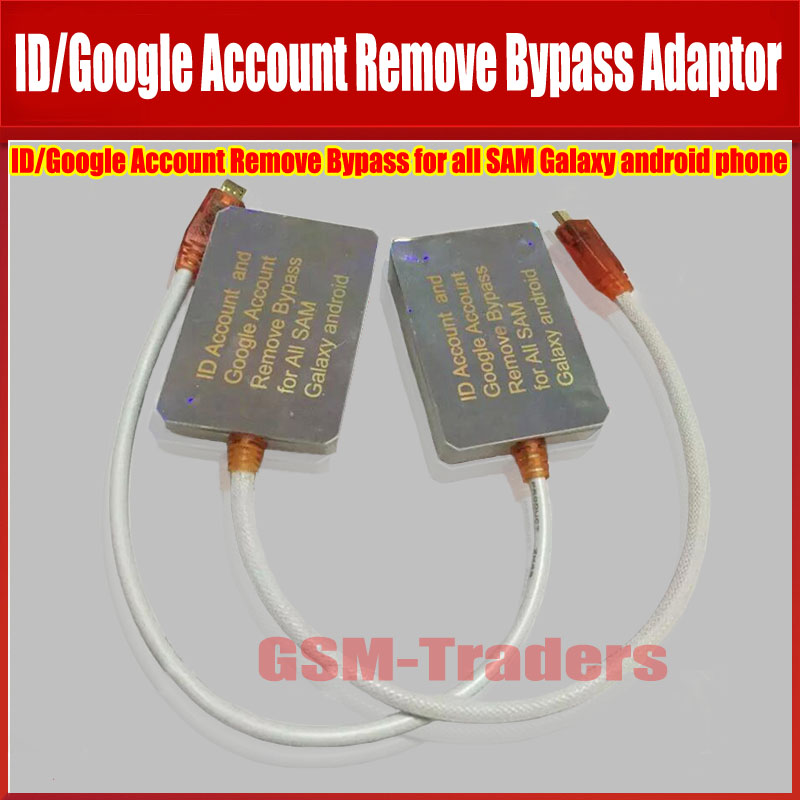 100% Original new Repair tools ID Account And Google Account Remove Bypass for ALL SAM Galaxy android phones Free Shipping(China (Mainland))