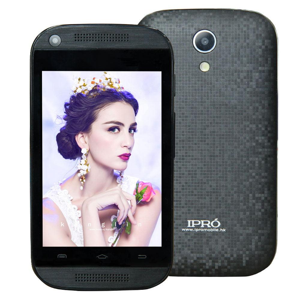 2015 IPRO 9355s MTK6571 Original 3G Smartphone celular Android 4.4 Mobile phone Dual Core 3.5 Inch Dual cameras WIFI 4GB ROM(China (Mainland))