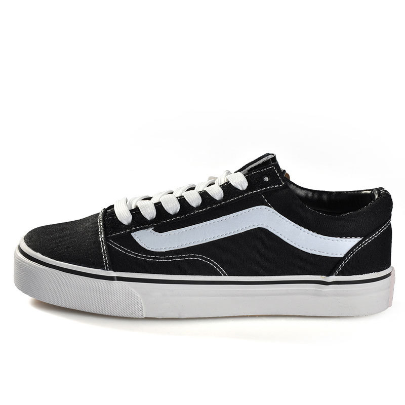 size 35 45 old skool suede canvas shoes unisex shoes. Black Bedroom Furniture Sets. Home Design Ideas