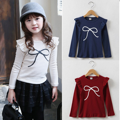 Wholesale Designer Kids Clothes Cotton Children Tshirts