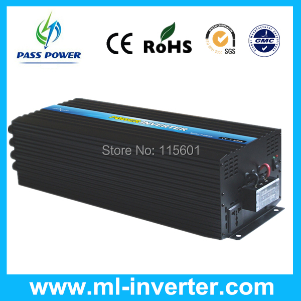 Hot Sale 6000W/6KW Solar Panel Inverter With Intelligent Control Power Inverter One Year Warranty(China (Mainland))