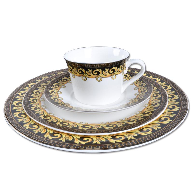 Decoratieve plaat sets promotie winkel voor promoties decoratieve plaat sets op - Decoratie schotel ...