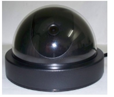 4-inch dome camera housing plastic shell casing monitoring CCTV Accessories Electronic and Electrical(China (Mainland))