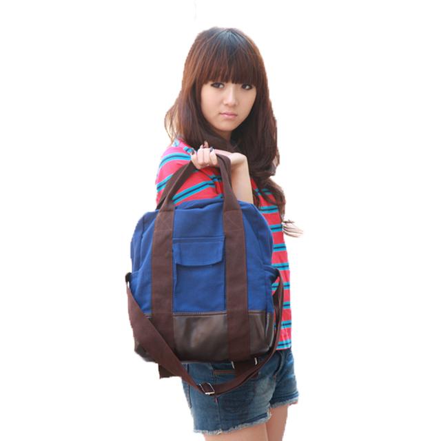 2015 женская мода сумки на ремне холст сумки женские старинные холст сумка bolsos ...