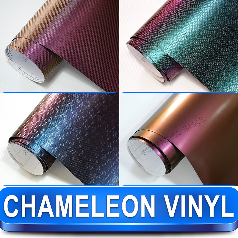 Top Quality Color Changing Wrap Vinyl Film Car Car Wrap Vinyl Sticker 1.52 x 30 m Free Shipping(China (Mainland))