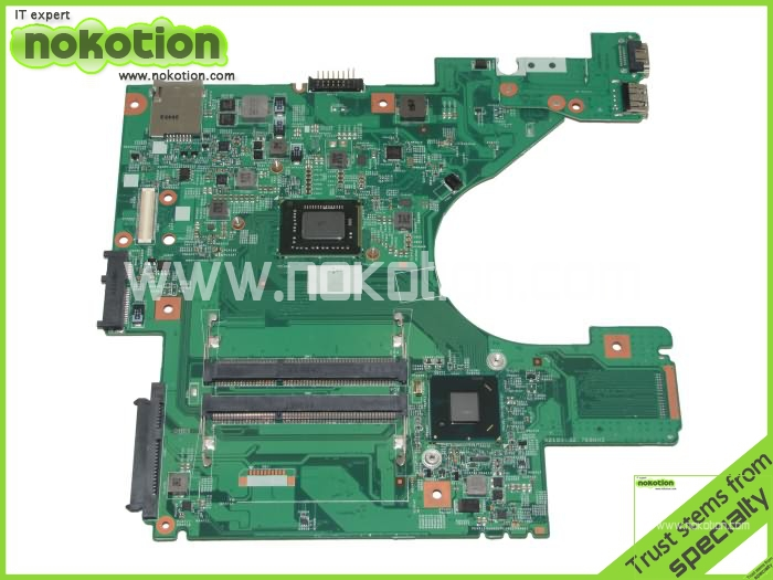 Hot sale!! 0MJPRW /MB.48.4ND02.011 For Dell VOSTRO V131 motherboard Intel Celeron 857 full tested DDR3 50% shipping off(China (Mainland))