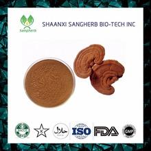 100g Ganoderma lucidum Extract Powder/Reishi Mushroom Extract Polysaccharide &Triterpene 10:1(China (Mainland))