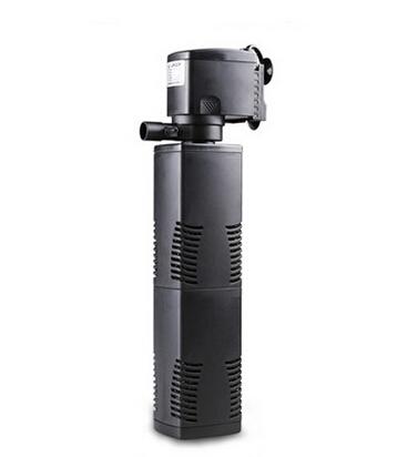 2015 NEW Aquarium filters built-in mute aquarium pump triad aquarium fish filter filter increases oxygen pump CYZ177(China (Mainland))