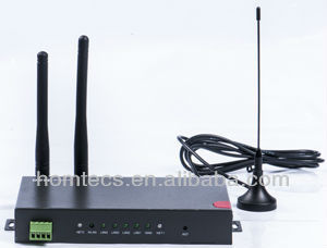 H50series Industrial Wireless GSM Dual SIM Card Load Balance gprs wide band bus router