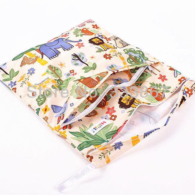 Влажный мешок, Младенцы одежда мешок, Водонепроницаемый мешок, Пеленки мешок, Животное ...