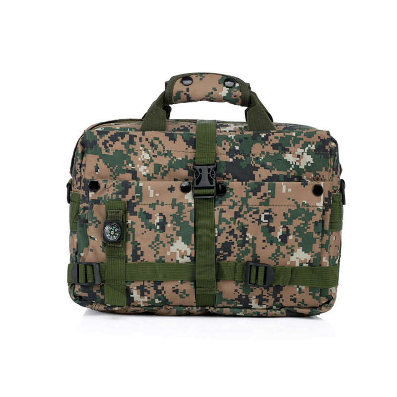 Camouflage Messenger Bag Handbag Military Shoulder Pack Large Crossbody Camera Bag everyday carry free shipping(China (Mainland))