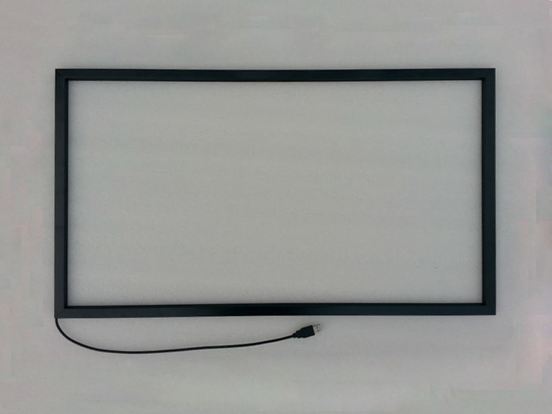 23.6 inch IR Infrared Touchscreen Computer Overlay Conversion Kits USB support windows Andriod(China (Mainland))